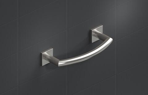 18E05 Model of Glossy Francine Towel Ring